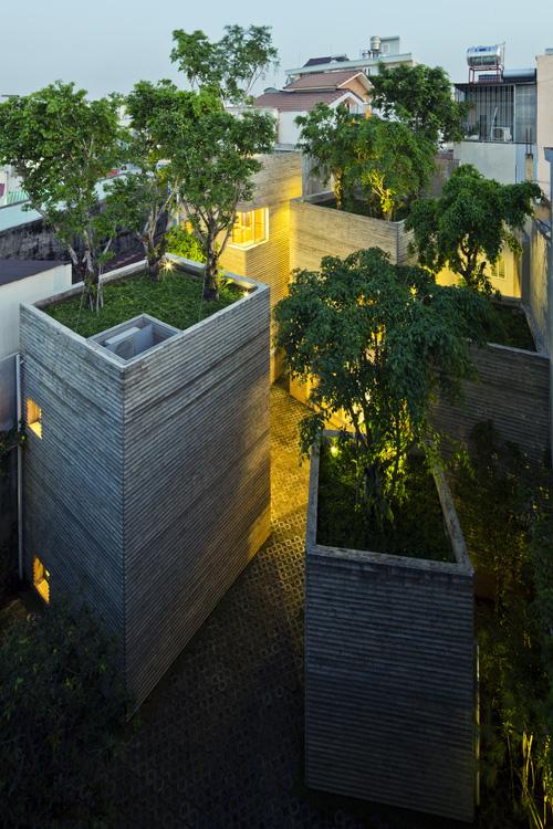 Thêm một công trình đỉnh cao của KTS Võ Trọng Nghĩa: Ngôi nhà với ruộng bậc thang trên mái, ngắm mà phải thốt lên ờ mây zing - Ảnh 11.