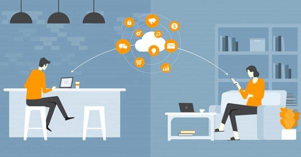 Sếp doanh nghiệp bàn về làm việc từ xa trong đại dịch : Thay đổi để sinh tồn bằng văn hóa doanh nghiệp bình thường mới trên không gian trực tuyến, đảm báo tính thông suốt và bảo mật thông tin - Ảnh 1.