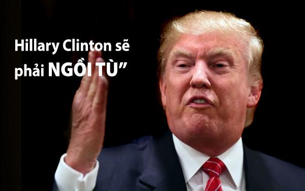 Đây là lời đáp trả của Trump hôm 3/6 sau khi ông bị bà Clinton chỉ trích trong bài diễn thuyết tại San Jose.