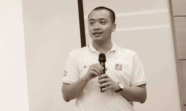 Ông Trần Hải Linh - CEO Sendo
