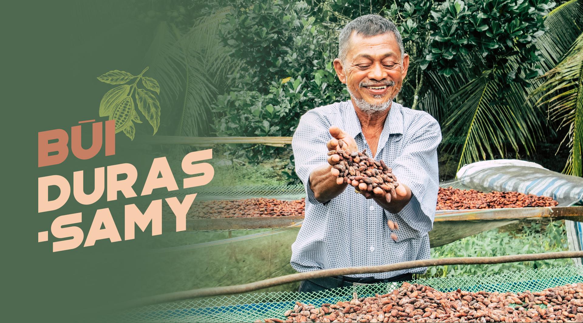 Ông già miền Tây khởi nghiệp tuổi 65: Tôi là người Việt Nam, tôi cũng biết làm socola, mà tại sao để mất vinh dự - Ảnh 1.