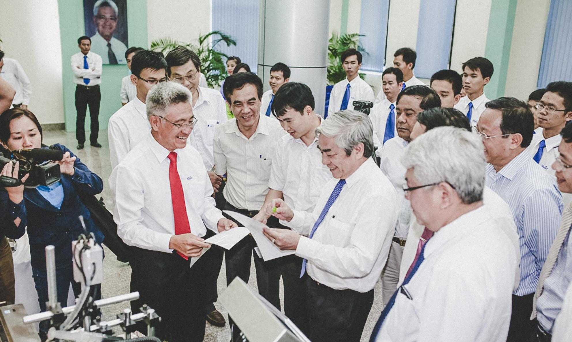 Chuyện ông tiến sĩ Việt kiều sở hữu 200 bằng sáng chế về nước và kế hoạch khởi nghiệp tuổi 60: - Ảnh 11.