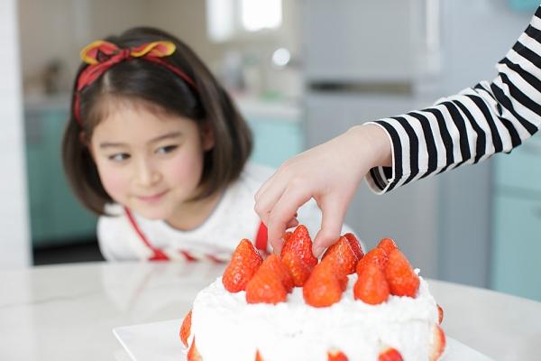 Trẻ con luôn thích đồ ngọt!