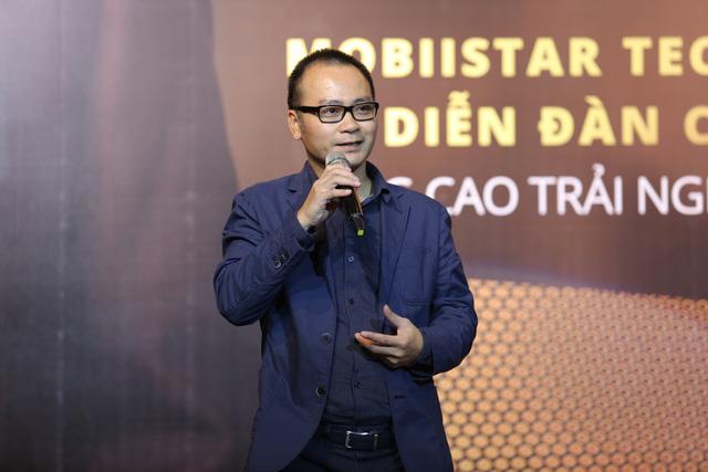 CEO Ngô Nguyên Kha của Mobiistar