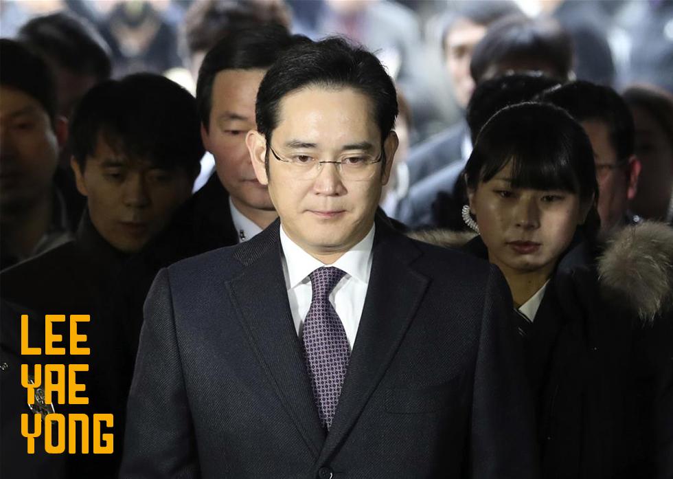 2-1502330027611 Một năm thăng trầm của Samsung: Con bạch ngựa 800.000 USD, Thái tử Lee ngồi tù và doanh thu kỷ lục