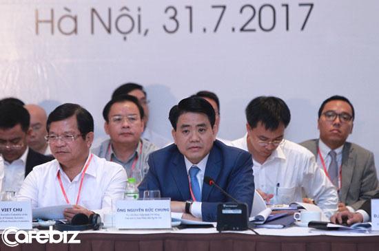 Chủ tịch Nguyễn Đức Chung chia sẻ chỉ một hành động này đã giúp Hà Nội từng bước xây dựng thành phố thông minh mà không tốn một xu Ngân sách - Ảnh 1.