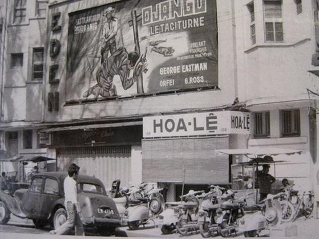 Nữ đại gia bỏ tiền khổng lồ xây rạp phim xịn nhất Sài Gòn xưa - Ảnh 2.
