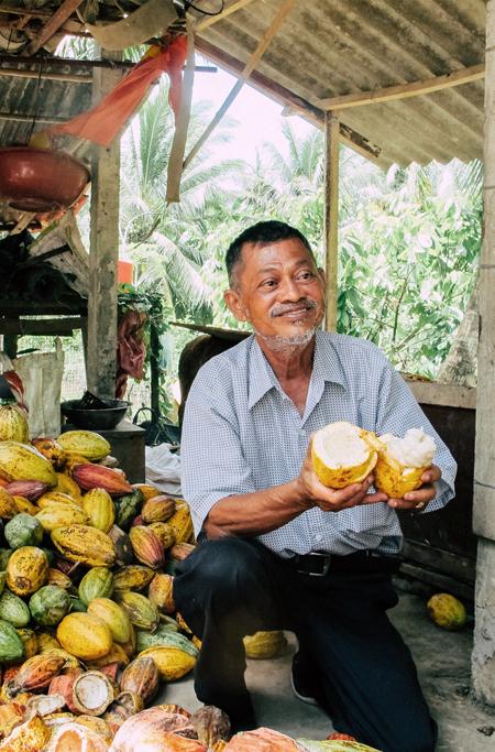 Ông già miền Tây khởi nghiệp tuổi 65: Tôi là người Việt Nam, tôi cũng biết làm socola, mà tại sao để mất vinh dự - Ảnh 4.