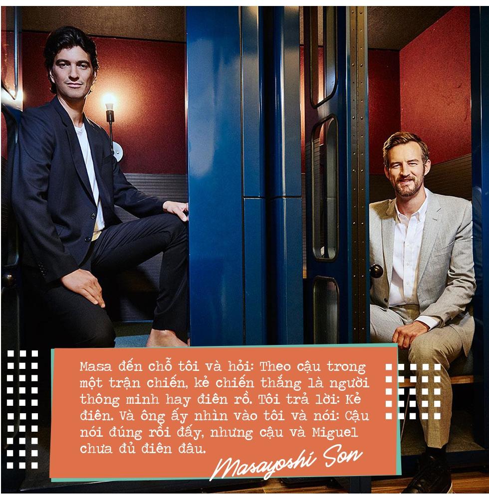 Chuyện 2 gã điên khởi nghiệp: Cuộc gặp vỏn vẹn 12 phút, khoản đầu tư 4 tỉ USD và đế chế khách sạn lớn ngang Hilton trị giá 20 tỷ USD - Ảnh 4.