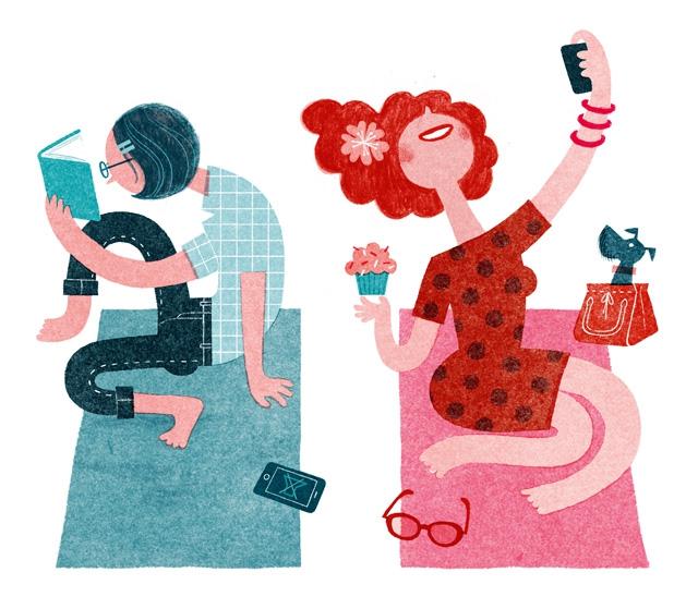 Người ta thường nghĩ rằng những người hướng ngoại năng động hơn, họ tiệc tùng nhiều về đêm trong khi người hướng nội chỉ ở nhà, họ sẽ dễ ngủ hơn. Thực tế cho thấy kết quả ngược lại.