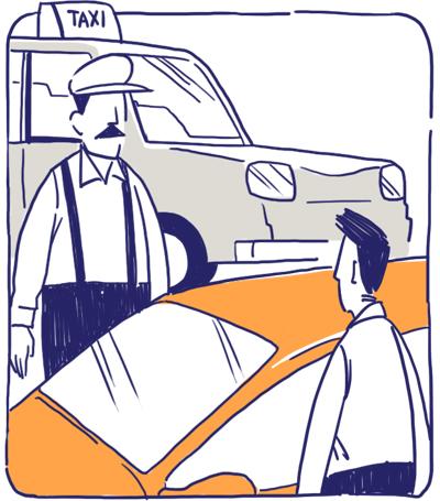 Cuộc chiến không hồi kết của Uber, Grab và taxi truyền thống: Đấu tranh tới chết, hay thay đổi để sống! - Ảnh 3.