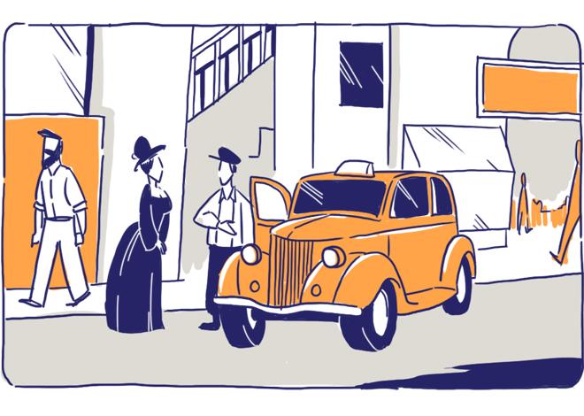 Cuộc chiến không hồi kết của Uber, Grab và taxi truyền thống: Đấu tranh tới chết, hay thay đổi để sống! - Ảnh 5.