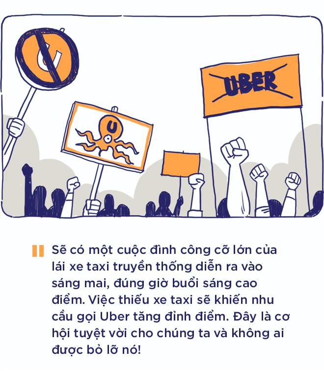 Cuộc chiến không hồi kết của Uber, Grab và taxi truyền thống: Đấu tranh tới chết, hay thay đổi để sống! - Ảnh 10.