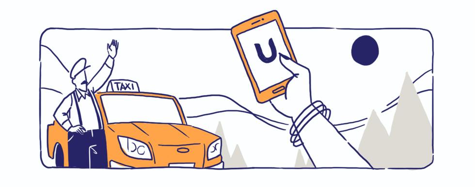 Cuộc chiến không hồi kết của Uber, Grab và taxi truyền thống: Đấu tranh tới chết, hay thay đổi để sống! - Ảnh 13.