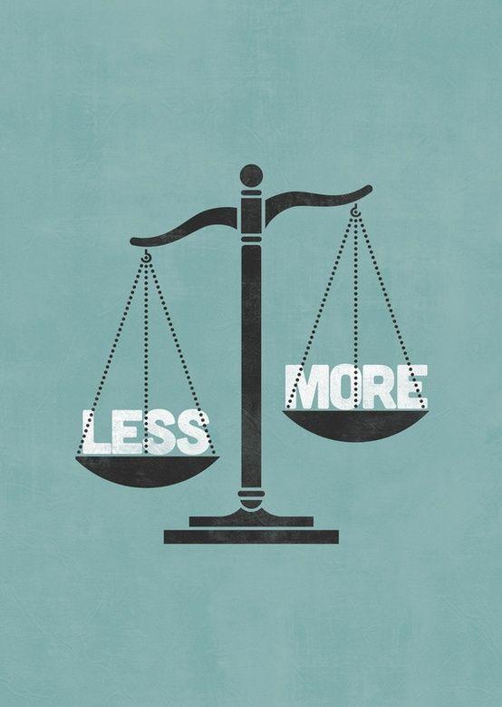 Ít hơn hay nhiều hơn mới hạnh phúc?