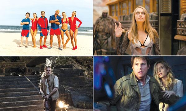 Hollywood: Nhạt nhẽo phim hè 2017 - Ảnh 1.