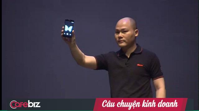 CEO Trần Kinh Doanh: Hệ thống 1.200 cửa hàng của TGDĐ đã sẵn sàng, nếu sản phẩm ngon lành thì Bphone 2 sẽ là một bom tấn thực sự - Ảnh 1.