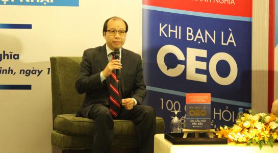 Cựu CEO Thiên Long: Đừng ghét môn lịch sử, địa lý hay bóng đá bởi nó chính là nhân tố để trở thành 1 CEO giỏi! - Ảnh 2.