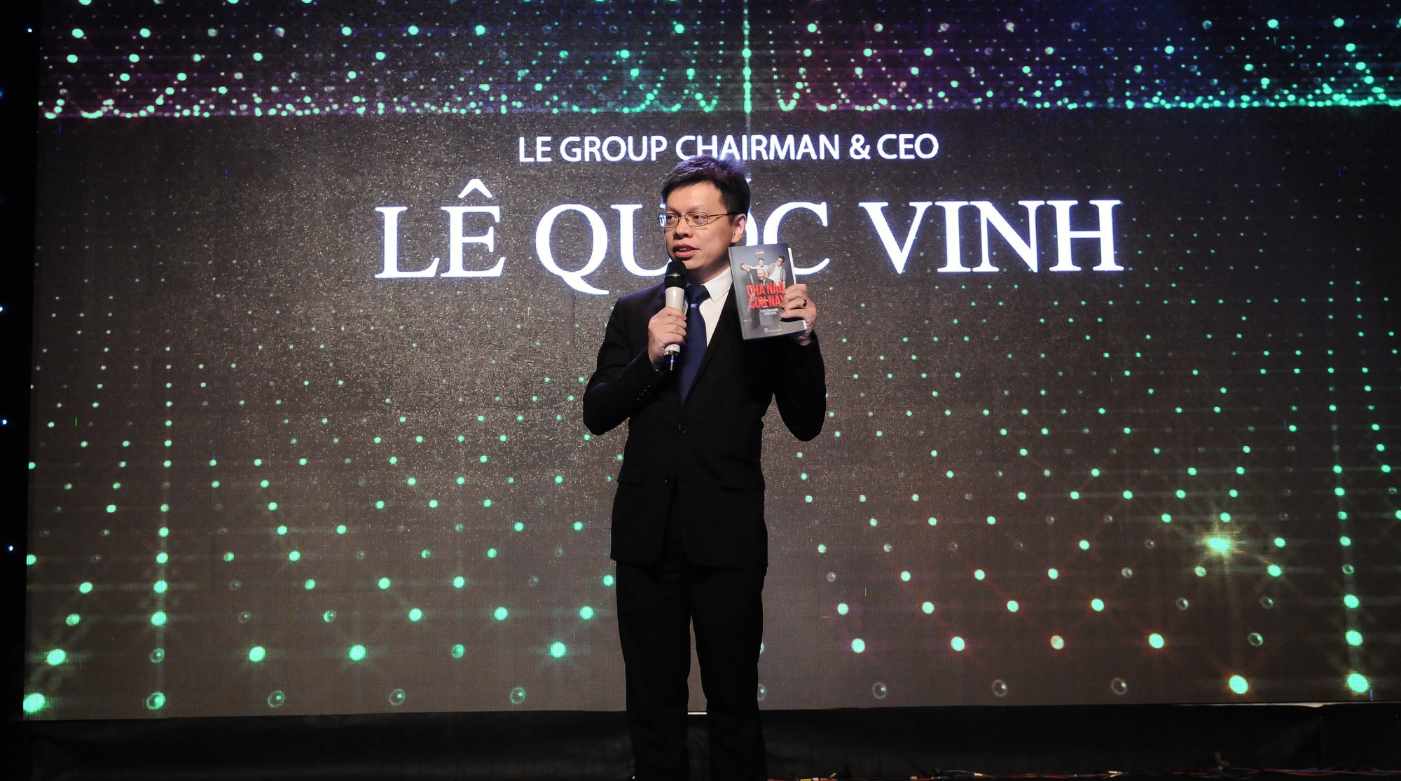 Chủ tịch Le Group - Lê Quốc Vinh: Nếu có lĩnh vực nào người Việt cạnh tranh sòng phẳng được với Tây thì đó là truyền thông