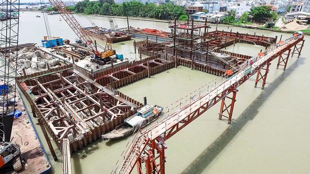 Đại gia bất động sản, thủy điện đang thực hiện dự án chống ngập 10.000 tỷ đồng tại TPHCM là ai? - Ảnh 2.