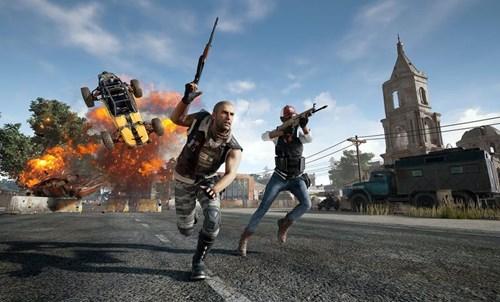 Một cảnh trong trò chơi PUBG. Nguồn: Bloomberg