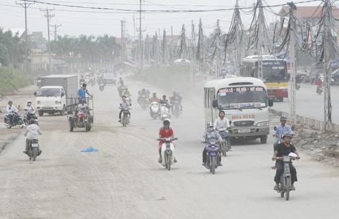 Việt Nam: Một cường quốc xe máy hay là một cường quốc ô nhiễm vì xe máy ? - Ảnh 2.
