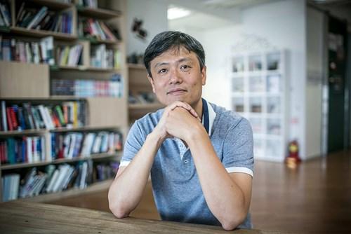 Kim Chang-han - nhà đồng sáng lập Bluehole. Nguồn: Bloomberg