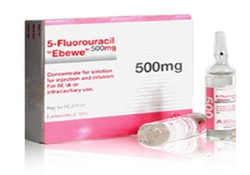 Fluorouracil (250mg, 500mg) là một trong 10 sản phẩm thuốc tiêm đông khô điều trị ung thư quy mô công nghiệp của Bidiphar.