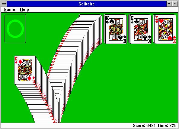 Solitaire, trò chơi đơn giản nhưng đã hớp hồn không ít người dùng Windows.