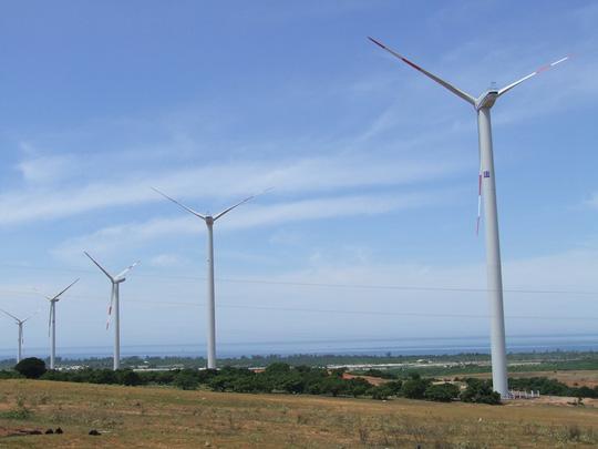 Việt Nam sẽ có điện gió kết hợp du lịch sinh thái - Ảnh 1.