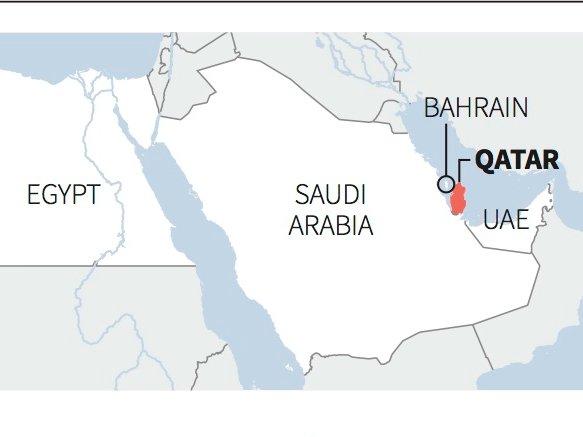 Qatar: Gã nhà giàu cô độc trước nguy cơ ngã ngựa - Ảnh 6.