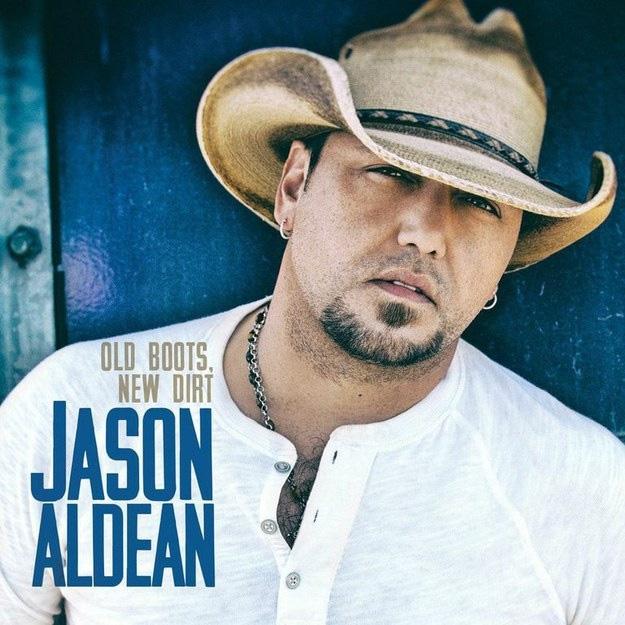 Album Old Boots, New Dirt của Jason Aldean thực sự đã gây được tiếng vang trong cộng đồng nhạc Country.