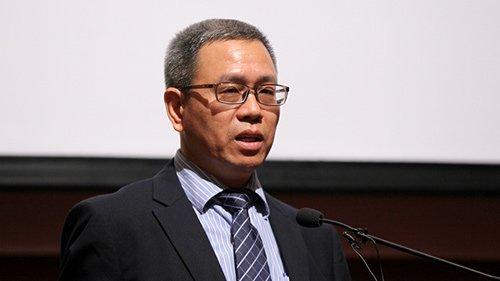 Ông Lê Ngọc Lâm - Phó cục trưởng Cục Sở hữu Trí tuệ - Bộ Khoa học và Công nghệ. Ảnh: Vietnamnet