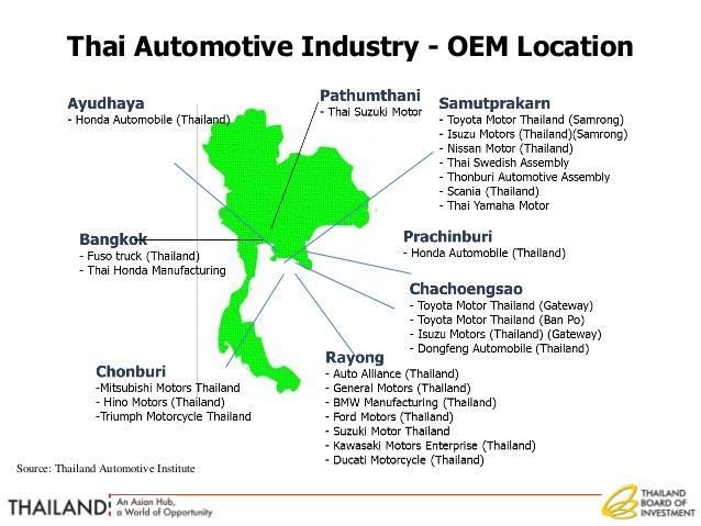 Đây là cách người Thái Lan bảo hộ và xây dựng nên ngành công nghiệp ô tô được mệnh danh đệ nhất Đông Nam Á - Ảnh 2.