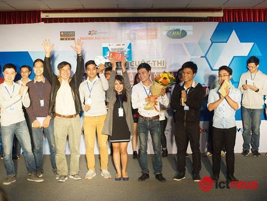 """""""Chê"""" thu nhập khởi điểm hơn 20 triệu đồng, sinh viên FPT mở công ty riêng - Ảnh 1."""