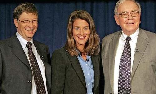 """Bill Gates: """"Lạc quan dẫn đến sự thành công của Warren Buffett"""" - Ảnh 1."""