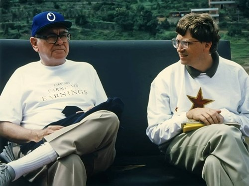 """Bill Gates: """"Lạc quan dẫn đến sự thành công của Warren Buffett"""" - Ảnh 2."""