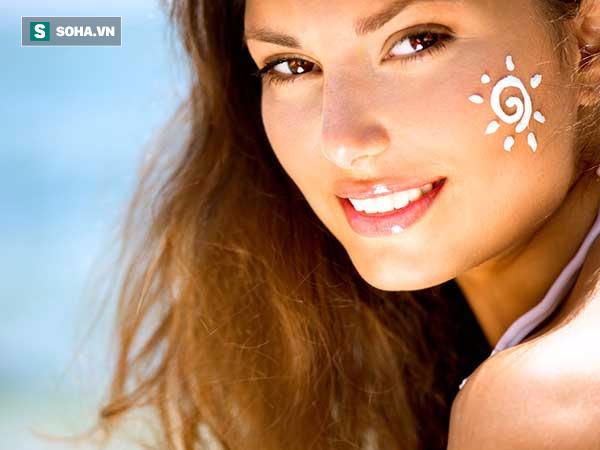 Bước quan trọng nhất để ngăn ngừa ung thư da là bôi kem chống nắng