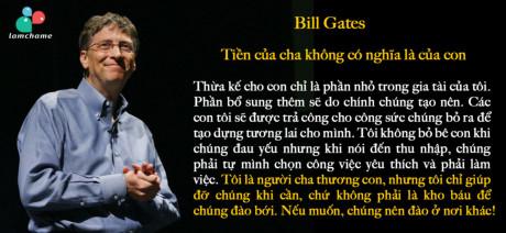 3 điều tỷ phú Bill Gates khuyên cha mẹ nên làm nếu muốn nuôi dạy con thành công - Ảnh 1.