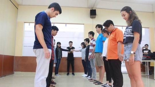 Sinh viên nước ngoài đang theo học tại Trường ĐH FPT.