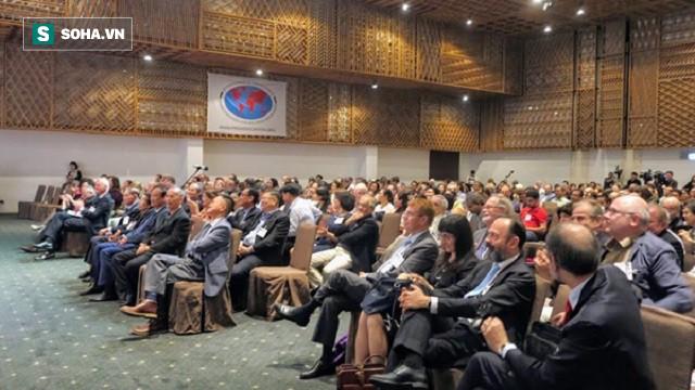 Toàn cảnh Hội nghị quốc tế lần thứ XXII về bệnh Parkinson và các rối loạn liên quan diễn ra từ ngày 12 đến 15-11-2017