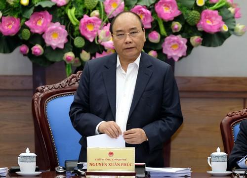 Thủ tướng nêu 3 trọng tâm chỉ đạo điều hành năm 2018 - Ảnh 1.