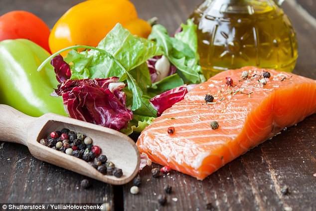 Chế độ ăn Địa Trung Hải đã được chứng minh là giảm nguy cơ mắc dạng nguy hiểm nhất của bệnh ung thư vú và chứng rối loạn tăng động giảm chú ý.