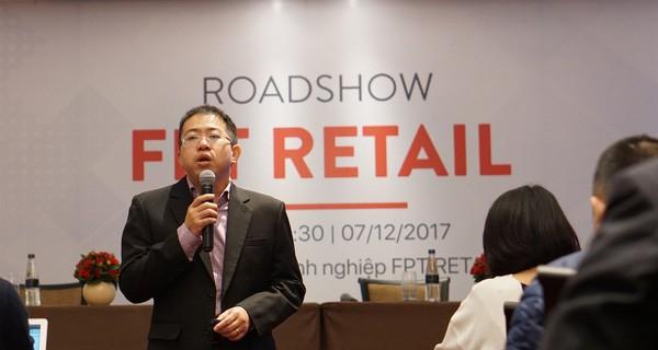 Ông Nguyễn Việt Anh - Phó Tổng Giám đốc FPT Retail