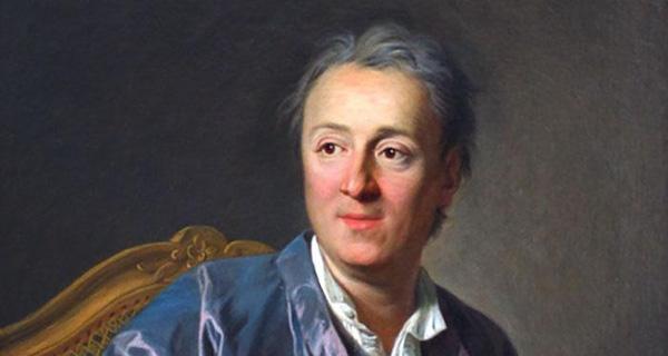 Nhà triết học nổi tiếng Denis Diderot