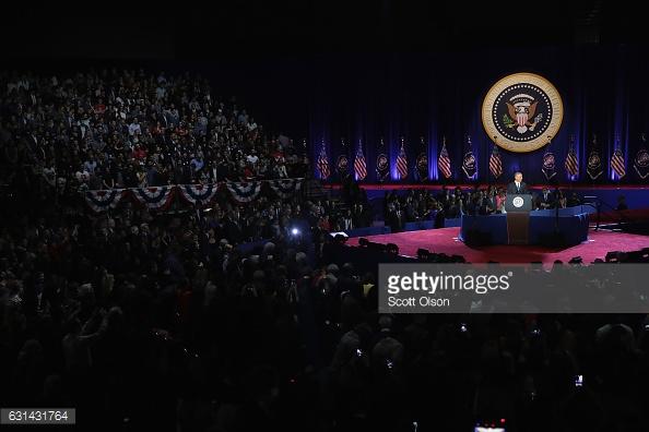 [Trực tiếp] Barack Obama: Tôi là con vịt què - Ảnh 1.