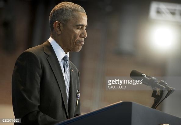 [Trực tiếp] Barack Obama: Tôi là con vịt què - Ảnh 2.