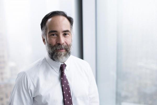 Ông Marty Chavez, phó CFO và là cựu CIO của Goldman Sachs.