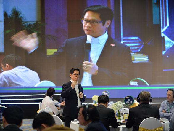Chủ tịch VCCI Vũ Tiến Lộc kêu gọi các địa phương phát triển mô hình cà phê doanh nhân thúc đẩy phát triển doanh nghiệp