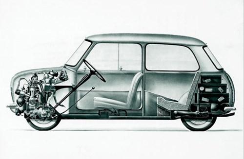 Những phát minh thay đổi ngành xe hơi thế giới - Ảnh 1.
